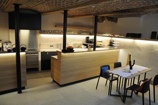 Hotel Neuvice : Breakfast Area