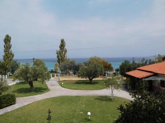 Villa Despina : View from room balcony