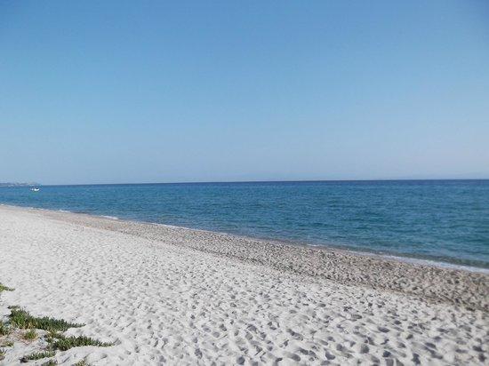 Villa Despina : Beach view, early morning