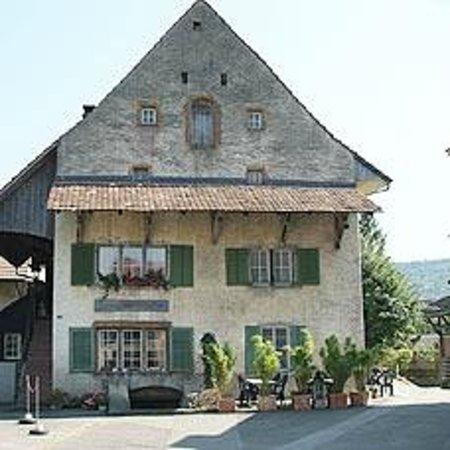 Rufenach, Szwajcaria: Speisewirtschaft zum Blauen Engel, Rüfenach