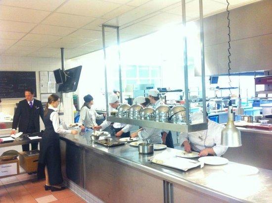 Restaurant.NL: The Kitchen.NL