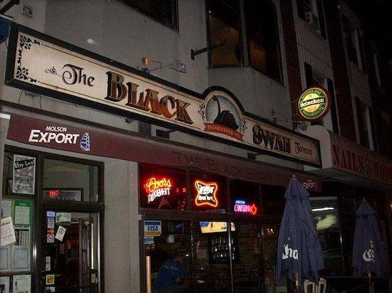 Photo of Nightclub Black Swan Tavern at 154 Danforth Ave., Toronto M4K 1N1, Canada
