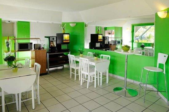 Lemon Hotel - Tourcoing: Reception