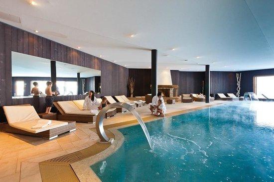 Spa By Royalp Bild Von Chalet Royalp Hotel Spa Villars Sur