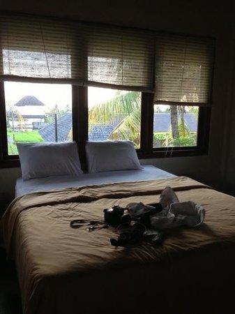 In Da Lodge: ベッド