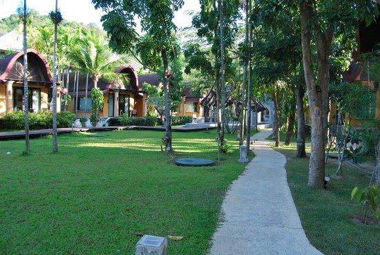 The Village Resort and Spa: Виллы в саду