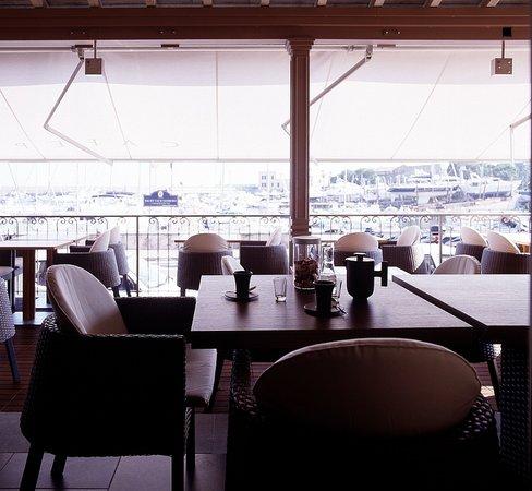 terrazze sul porto vecchio - Picture of Cafepermare, Sanremo ...