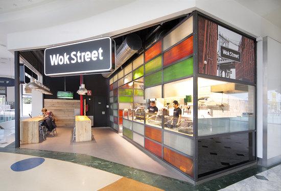Wok Street Diagonal Mar
