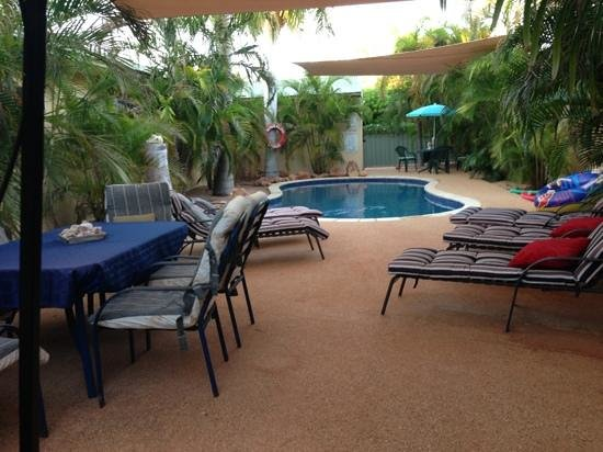 Ningaloo Lodge: pool