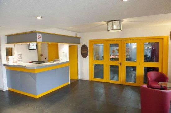 Egg Hotel Goussainville CDG : Reception
