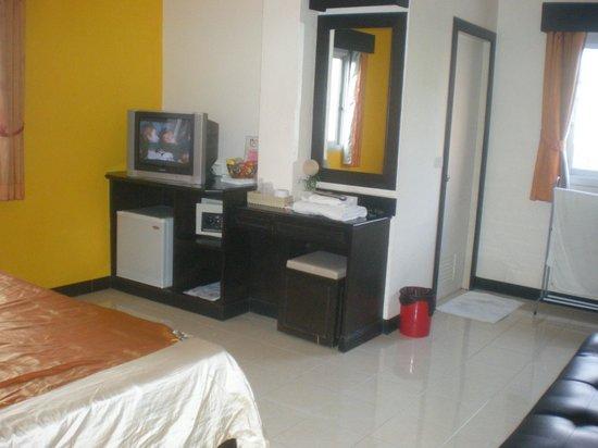 Hotel Ramaz: My room