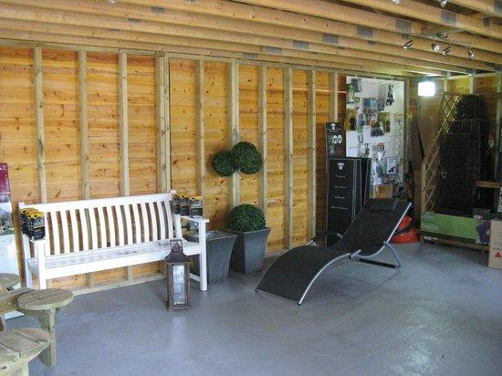 Pendre Garden & Craft Centre: garden furniture