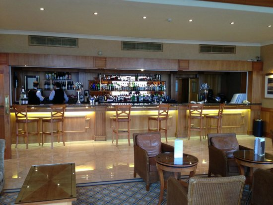 Saunton Sands Hotel: Lounge bar