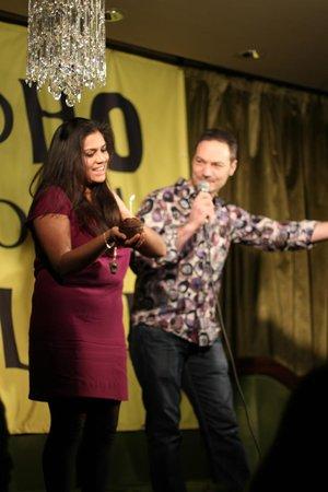 Soho Comedy Club