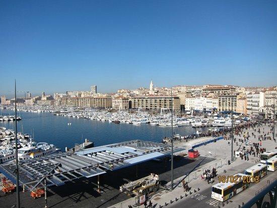 Hotel Alize Marseille - Vieux Port: Потрясающий вид