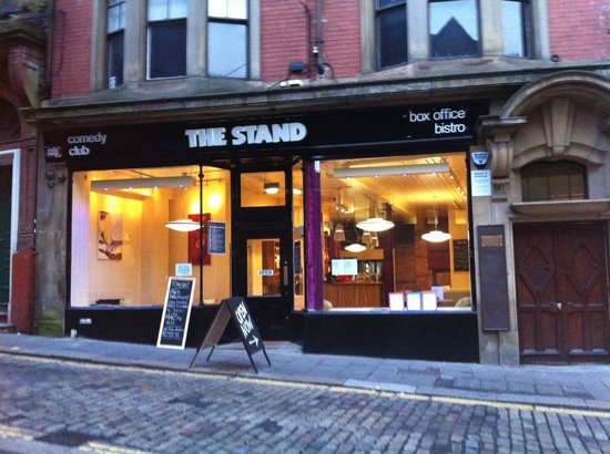 The Stand Bistro: The Stand, High Bridge
