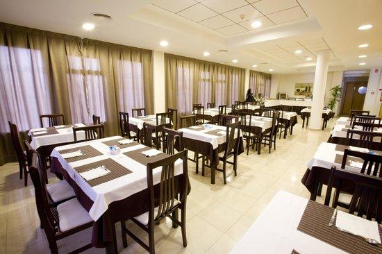 Hotel Cristina: DESAYUNO BUFFET