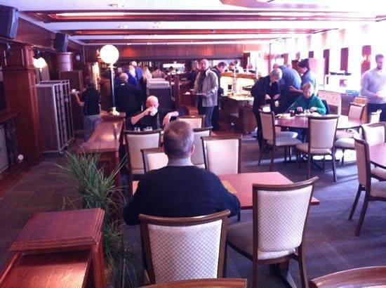Restaurang Bolaget Folkets Hus: Popular place