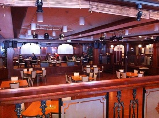 Restaurang Bolaget Folkets Hus: Interior