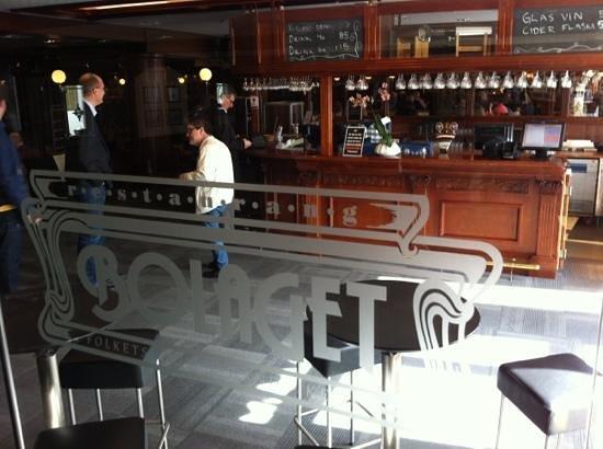 Restaurang Bolaget Folkets Hus: Bar
