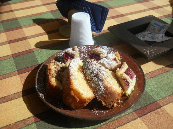 Agriturismo Montupoli: Colazione fatta in casa