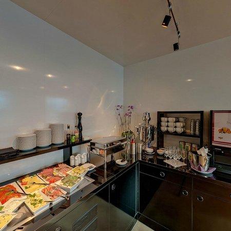 Lindemann's: Frühstücksbuffet