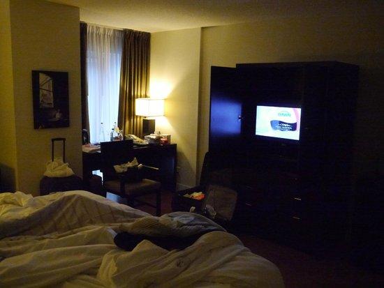 Pantages Hotel Toronto Centre: entertainment centre
