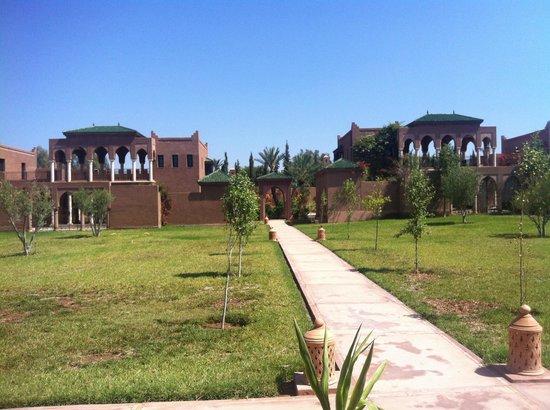 Residence Dar Lamia: garden
