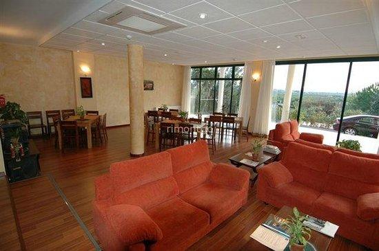 Hotel Villa Bensusan: Salon
