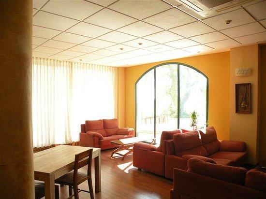 Hotel Villa Bensusan: Comedor