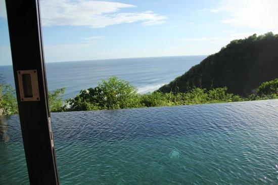 Banyan Tree Ungasan, Bali: مسبح الفيلا