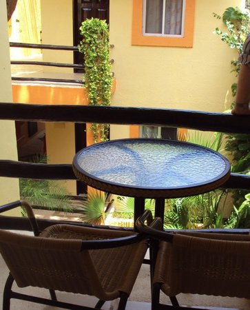 Hotel LunaSol: Terrace