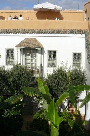 Le Riad Berbere: une des chambres