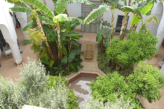 Le Riad Berbere: vue d'une chambre