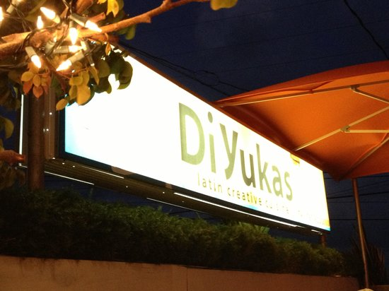 Di Yukas : Our night here.