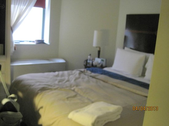 Park South Hotel: Room 502