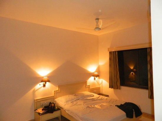 Mettupalayam, India: standard non a/c room