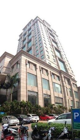 Ascott Guangzhou : its a very nice hotel.