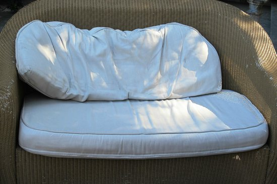 Grand Hotel Villa Igiea - MGallery Collection: sofas on the public terrace