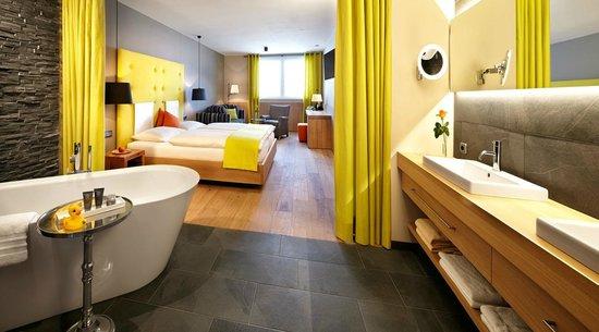 Apparthotel Sonne: Doppelzimmer deluxe