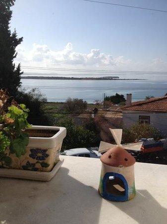 Herakles Butik Hotel: deniz manzaralı oda