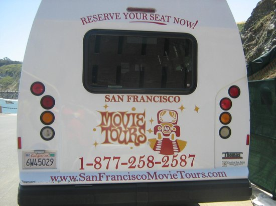 San Francisco Movie Tours : the bus of dreams :)