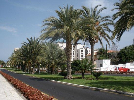 Aparthotel Udalla Park: Fronte aparthotel