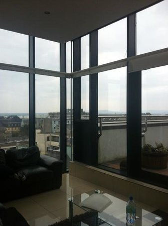Citypoint Holiday Apartments: view