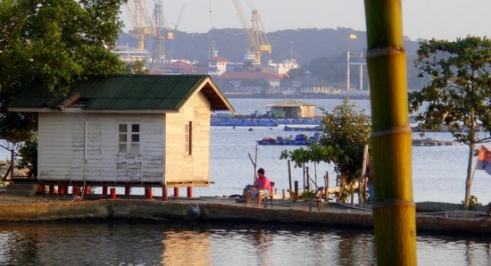 Permas Seafood Village