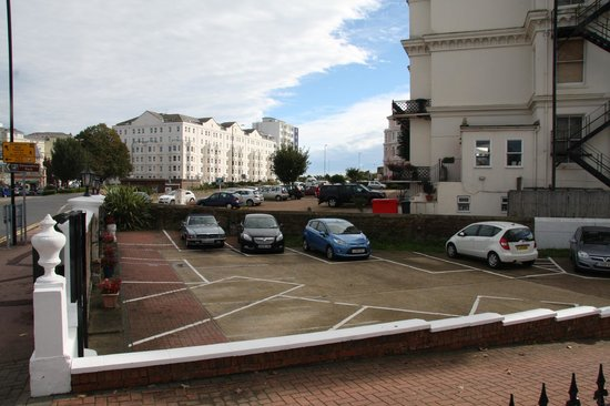 The View Hotel Eastbourne Parking