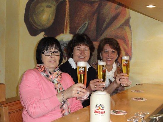 Breggers Schwanen: Ausflug zur Rothaus Brauerei