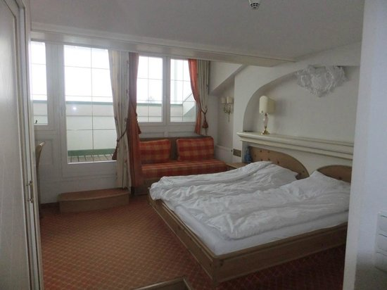 Berghof: La chambre