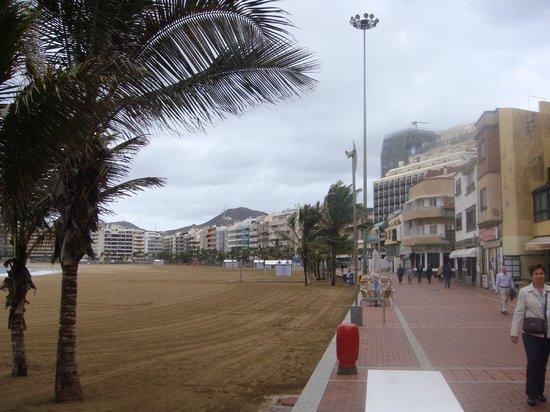 Concorde Hotel Gran Canaria : deptak