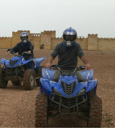 Quads Aventures Day Tours